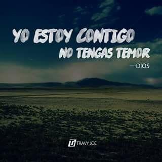 Yo estoy contigo...