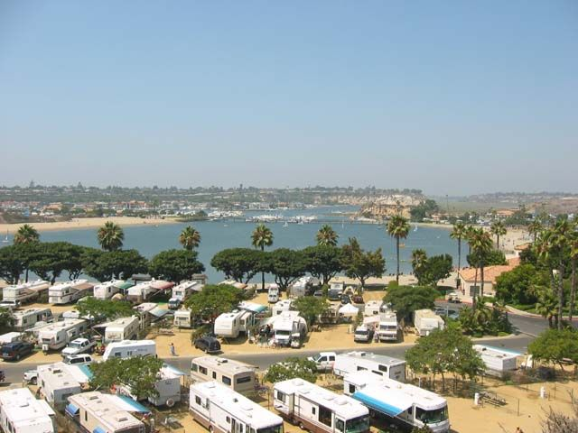 Newport Dunes Rv Park >> The Top 10 Beachside Rv Parks In The Us Full Time Rv