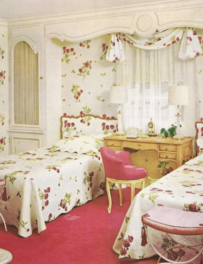 Schlafzimmer Deko Shabby Shabby Chic Zimmer Vintage
