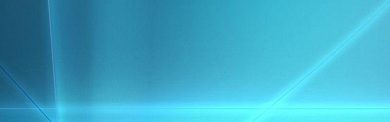 Tipo De Banner De Fundo Azul Claro