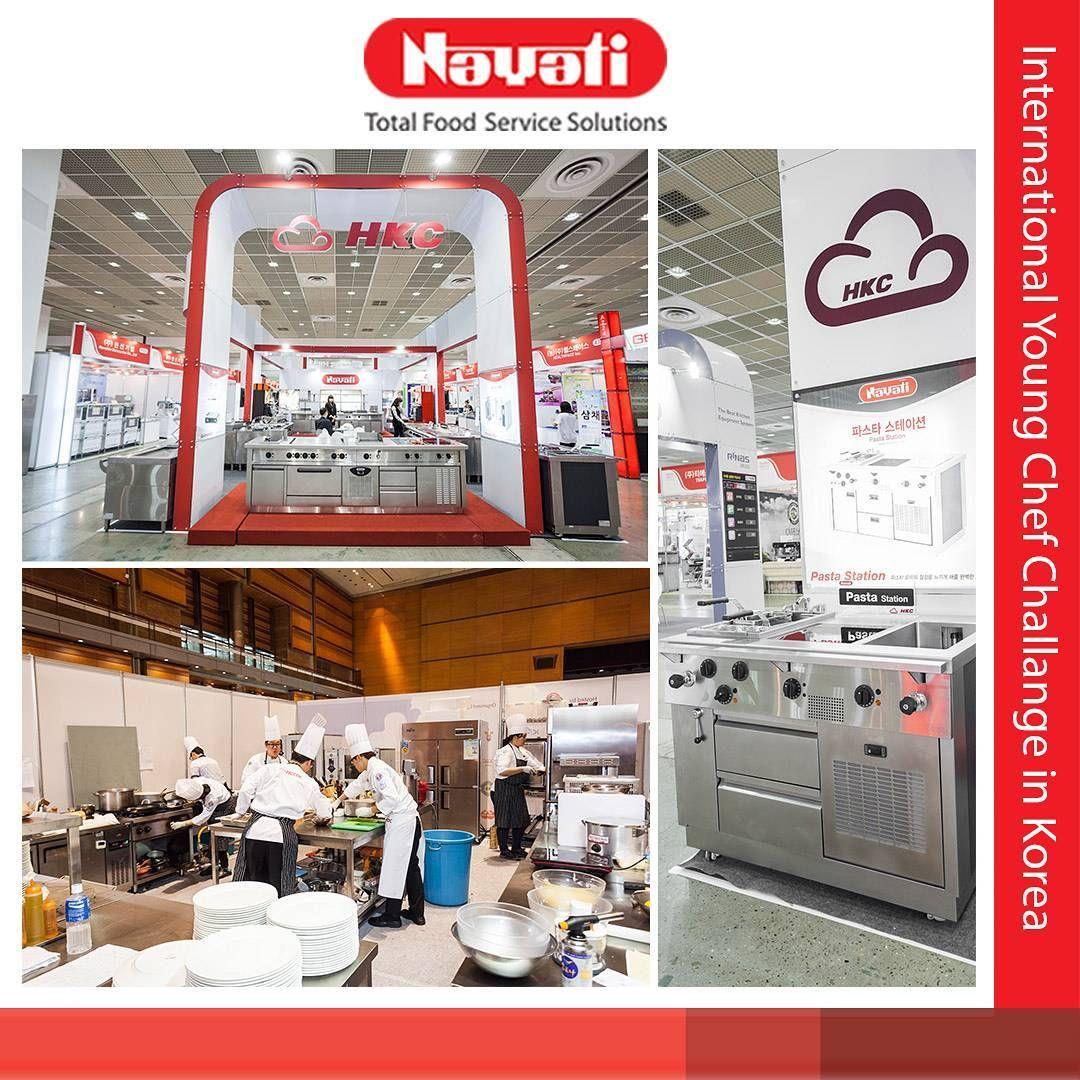 """Nayati quality product at international young chef challange in korea. #nayati #nayatikitchen #professionalchef #professionalkitchen #gourmetmaster"""
