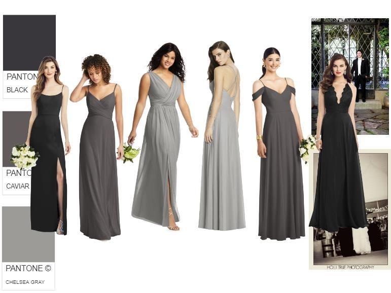 Shades Of Gray Dessy Bridesmaid Dresses Modern Bridesmaid Dresses Dessy Bridesmaid Dresses Bridal Gowns