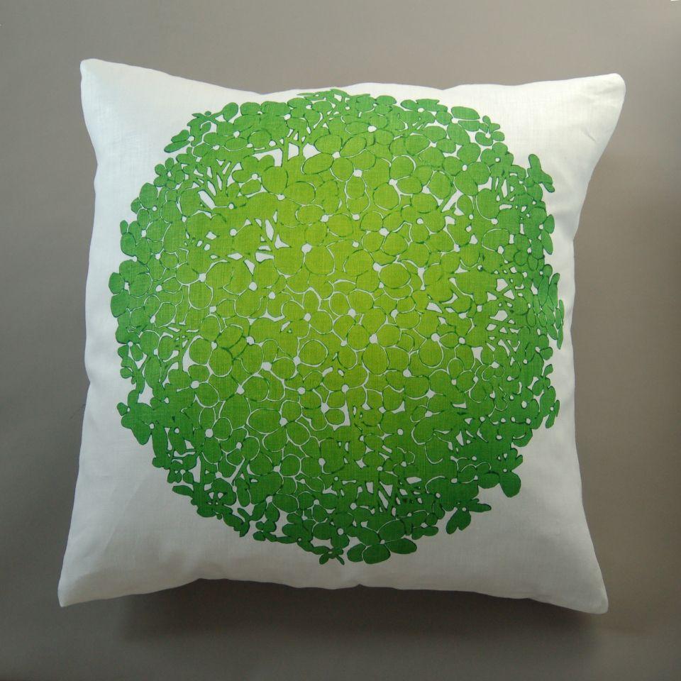 Dermond peterson hydrangea pillow dec gtl pinterest hydrangea