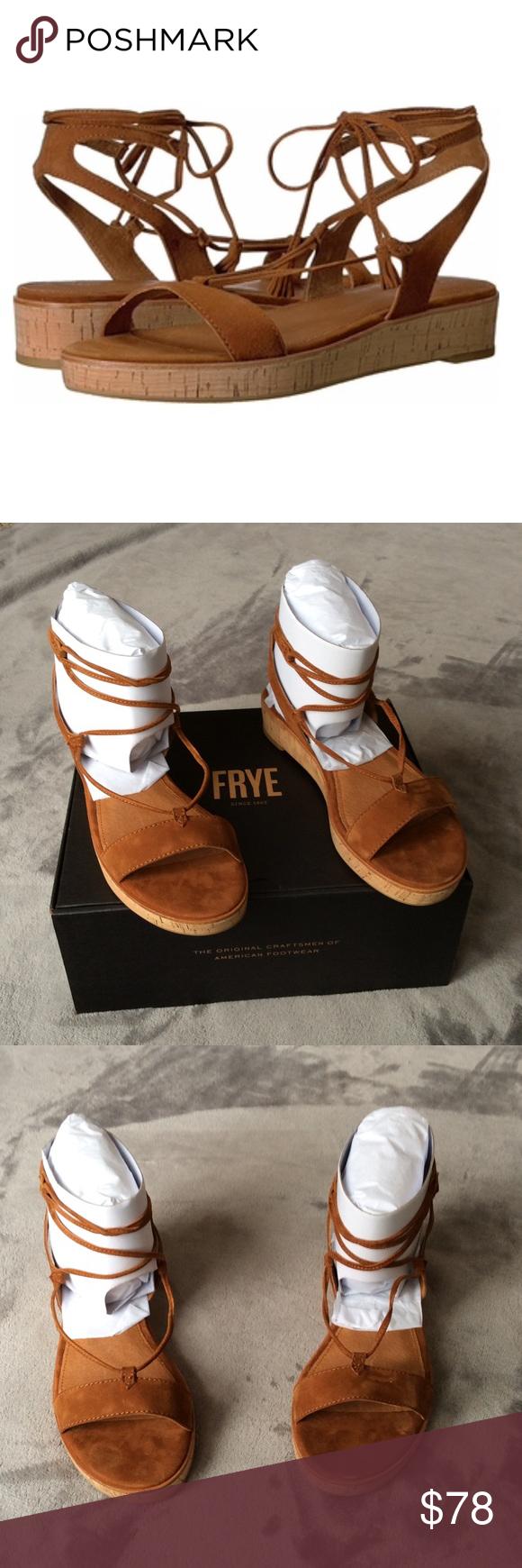 714e758b2a8 NIB Frye Miranda Gladiator Sandals The Frye Miranda Gladiator Sandal offers  the perfect relaxed chic style