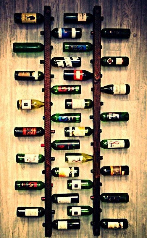 wooden wine rack by woodsshop on etsy m bel. Black Bedroom Furniture Sets. Home Design Ideas