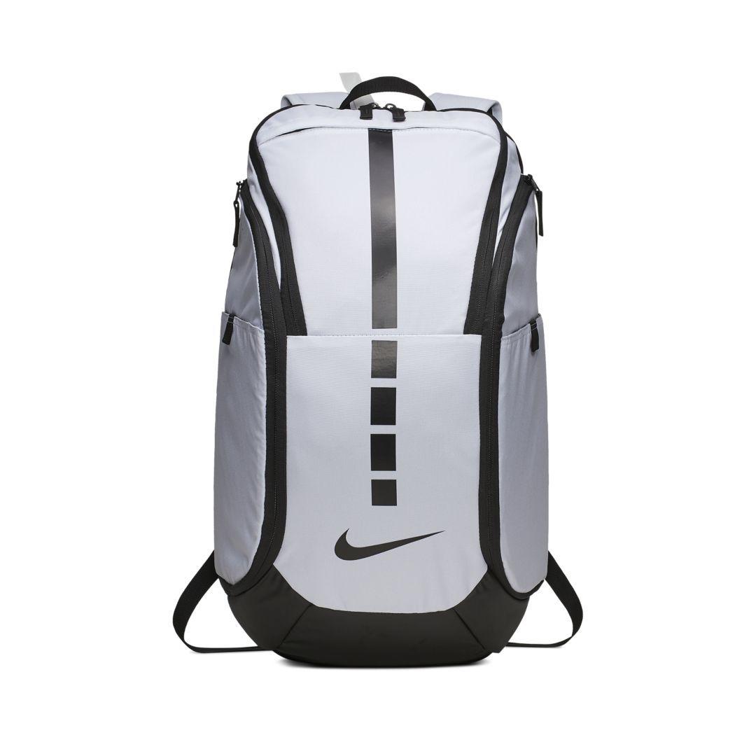 Nike Hoops Elite Pro Basketball Backpack Size One Size White Basketball Backpack Nike Basketball Bag Nike Elite Backpack