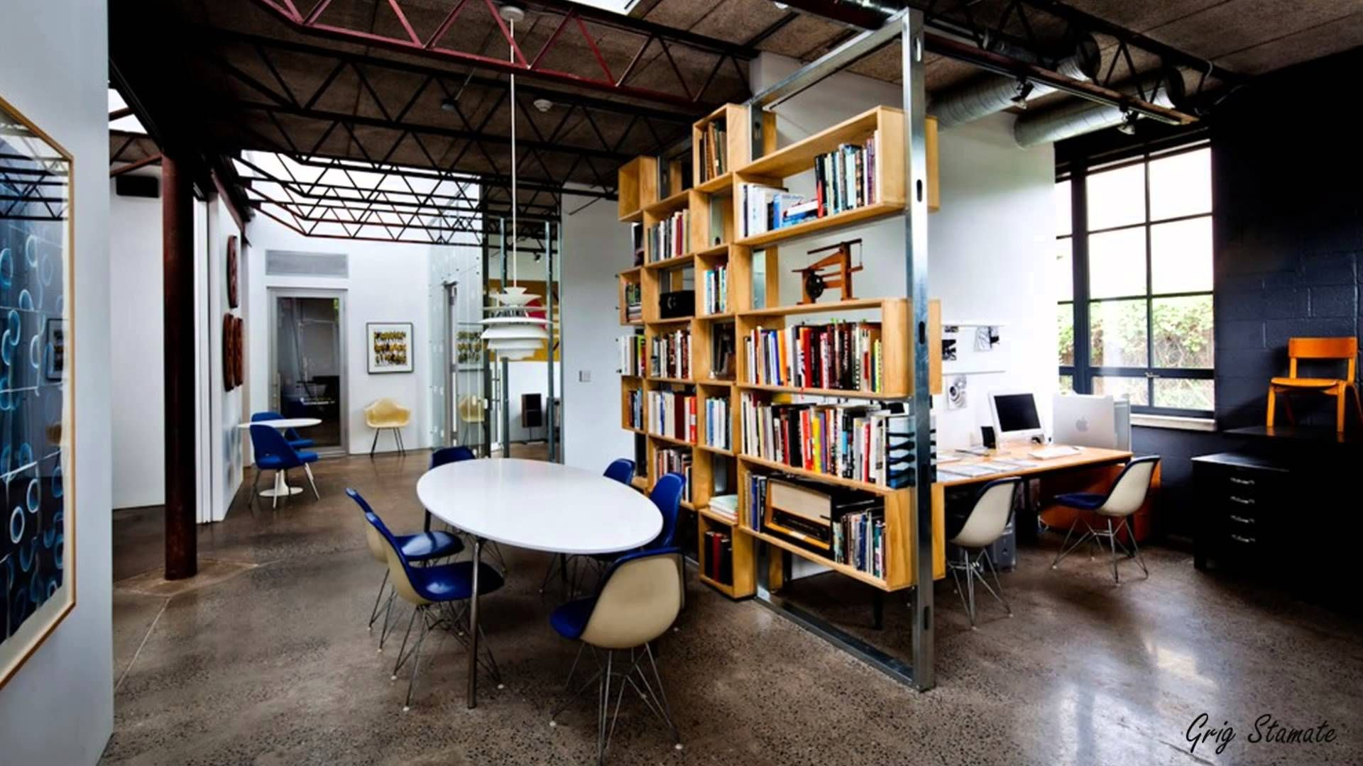 Image Result For Shelving Office Divider Industrial