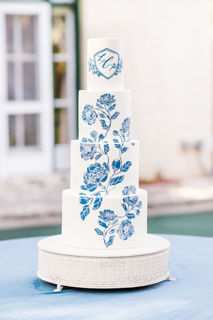 Dreamy Dusty Blue Gold Wedding Ideas You Need To See Foods