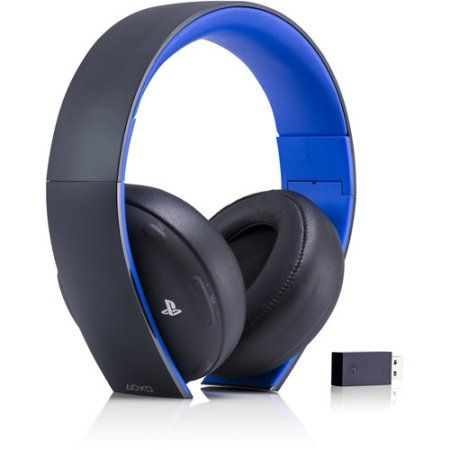 Sony Playstation 4 Gold Wireless Stereo Headset Cechya 0083 Walmart Com Playstation Gold Wireless Gaming Headset Headset