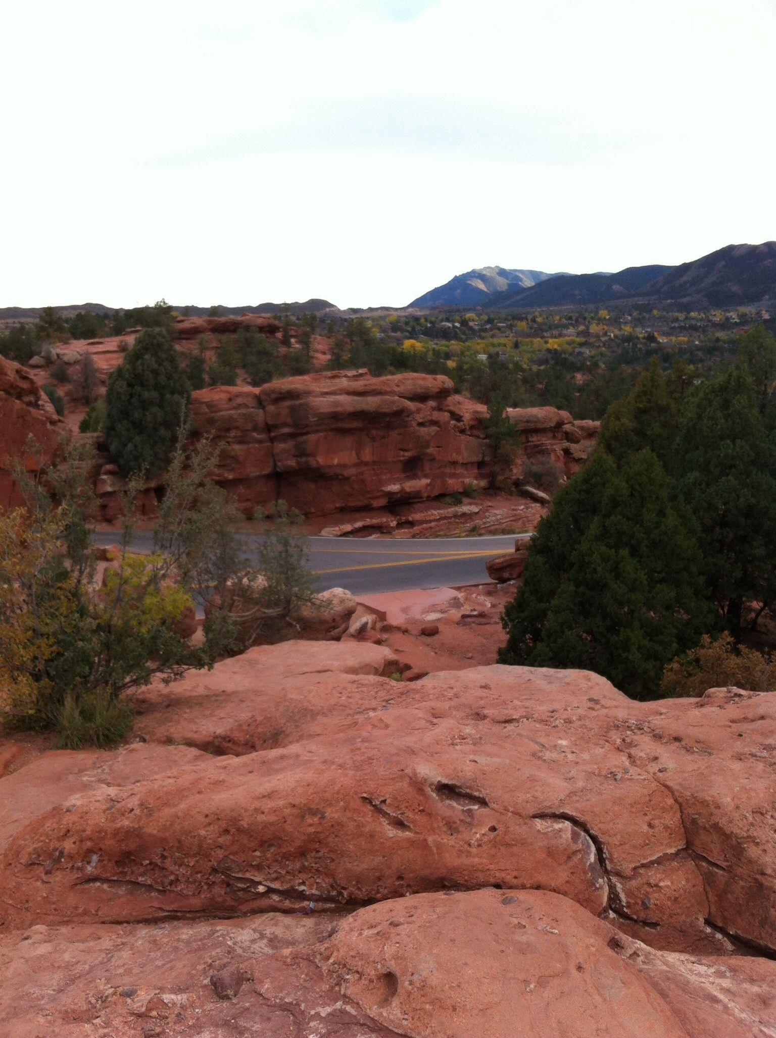 Garden of the Gods. Colorado Springs,CO Colorado springs
