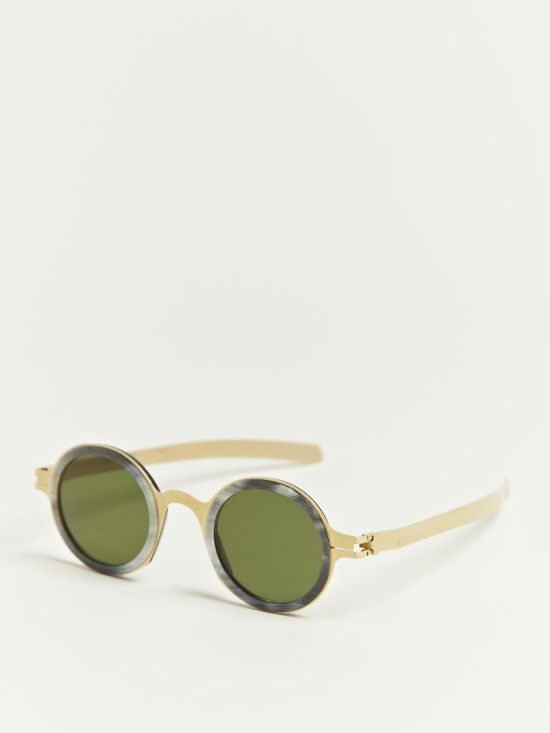 496f424f6d96 Damir Doma x Mykita Men s Gold Frame Sunglasses