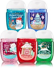 Message In A Bottle 5 Pack Pocketbac Sanitizers Bath And Body