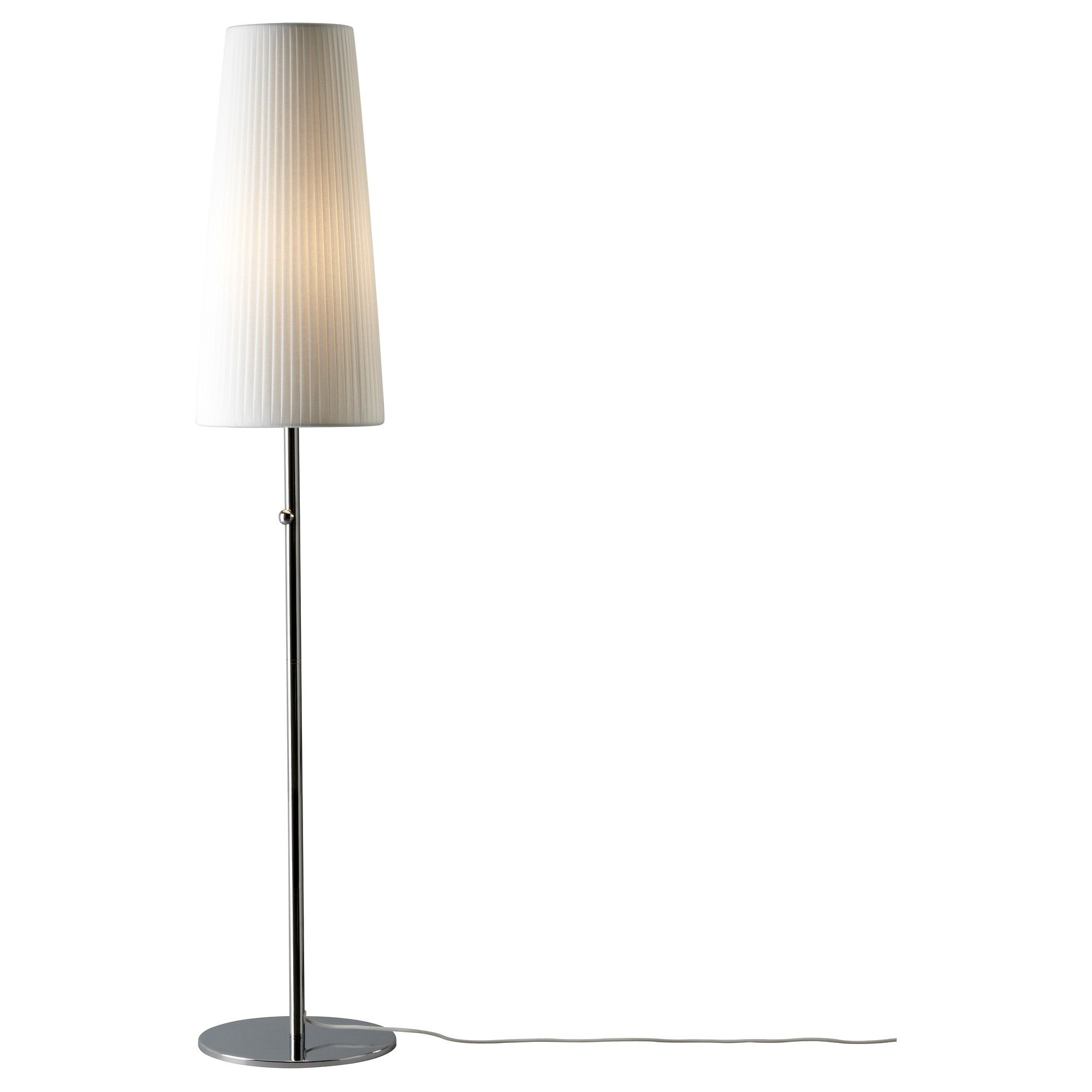 Ikea 365 lunta floor lamp chrome plated ikea house ikea 365 lunta floor lamp chrome plated ikea geotapseo Image collections