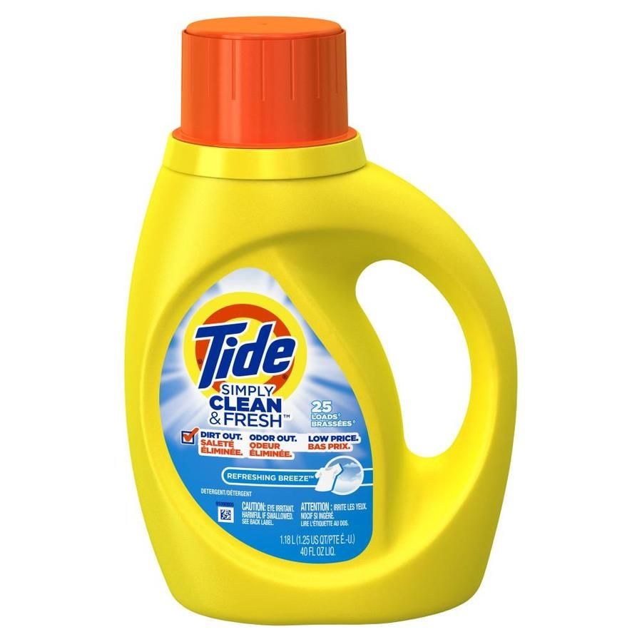 Product Image 1 Laundry Liquid Laundry Detergent Tide Simply
