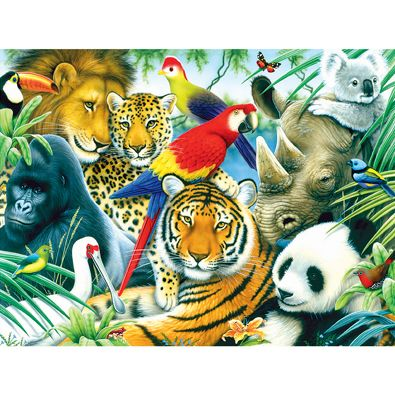 5D Diamond Embroidery Kids Painting Kit Mosaic Learning.Puzzles CartoonDIYGi OPß