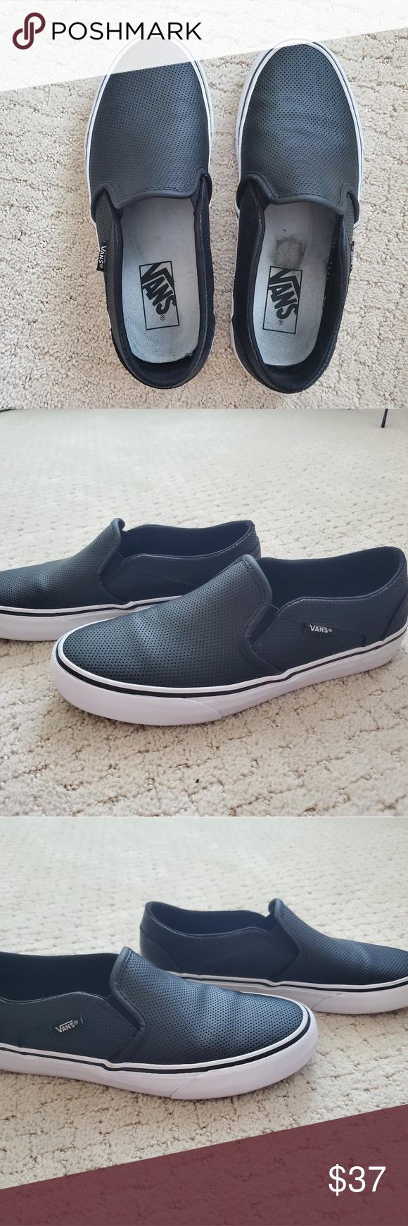 Slip on Vans shoes Vans #721494 The