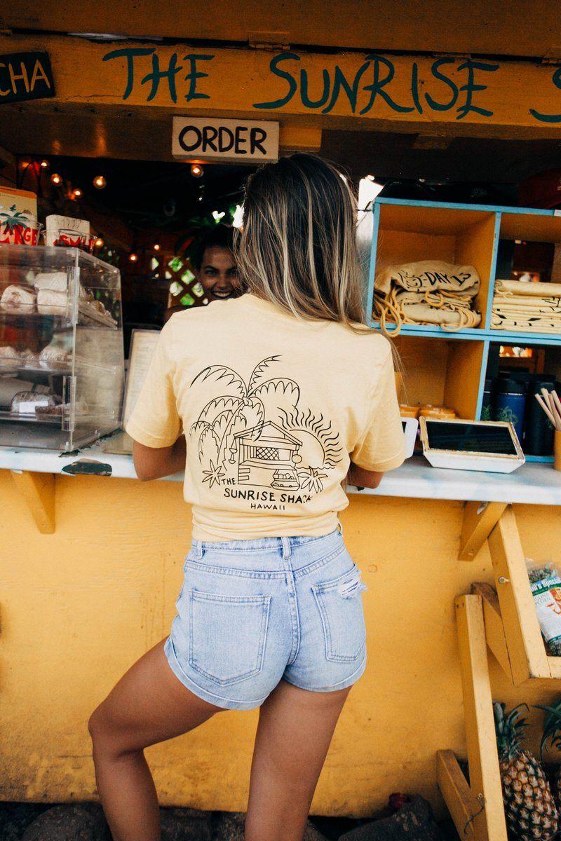 Sunrise Shack Classic T-Shirt | The Sunrise Shack