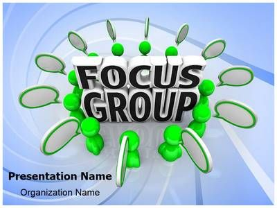 focus group powerpoint template is one of the best powerpoint, Presentation templates