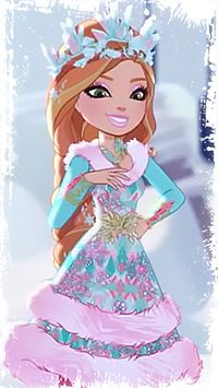 Epic winter for Monster high zimmerdeko