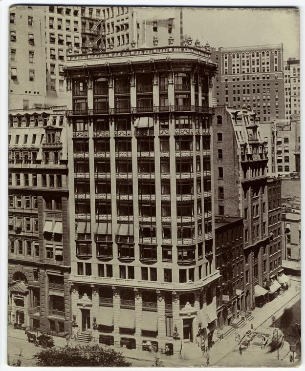 New York Produce Exchange Bank Building