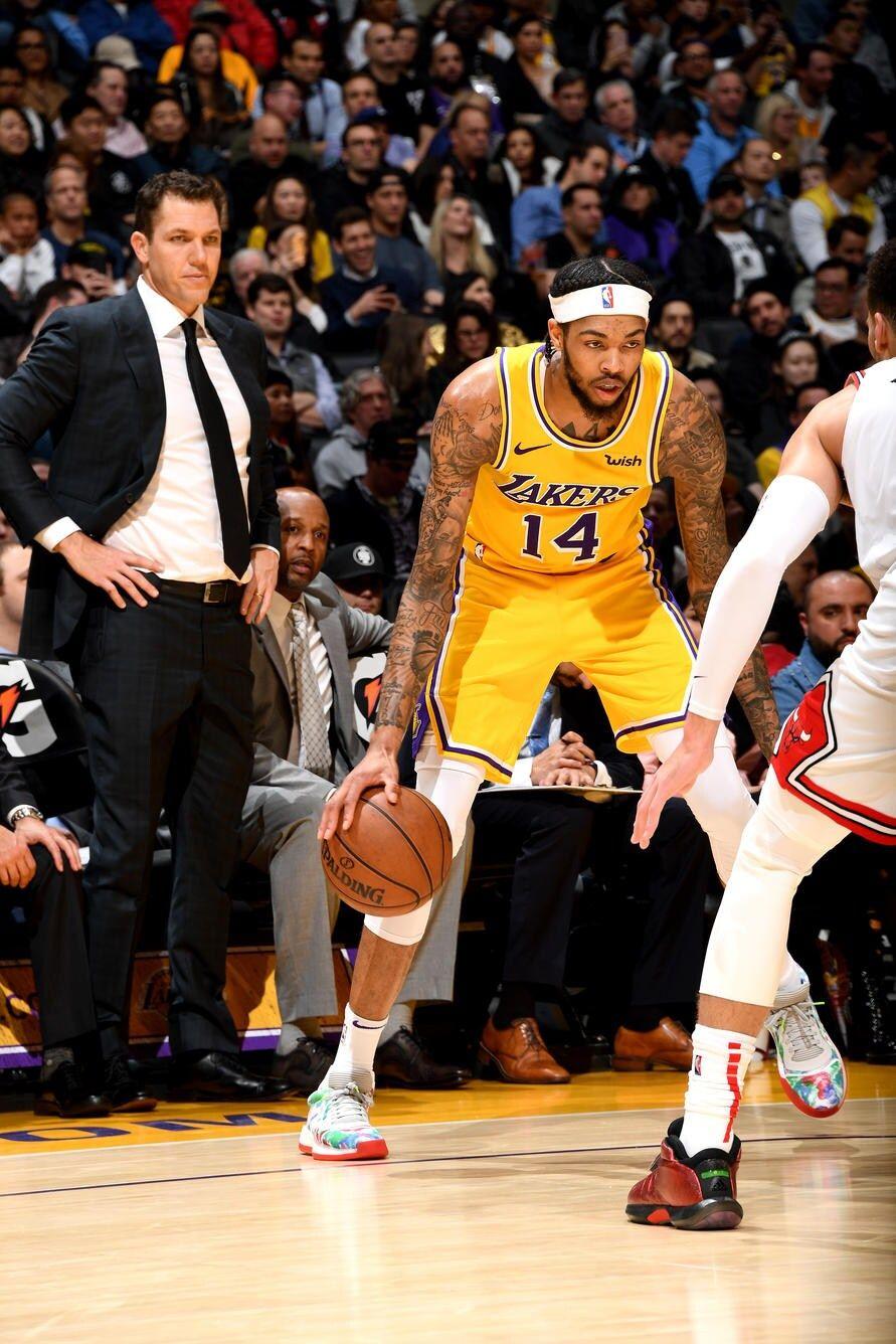 Photos Lakers Vs Bulls 01 15 19 Los Angeles Lakers In 2020 Lakers Vs Los Angeles Lakers Lakers