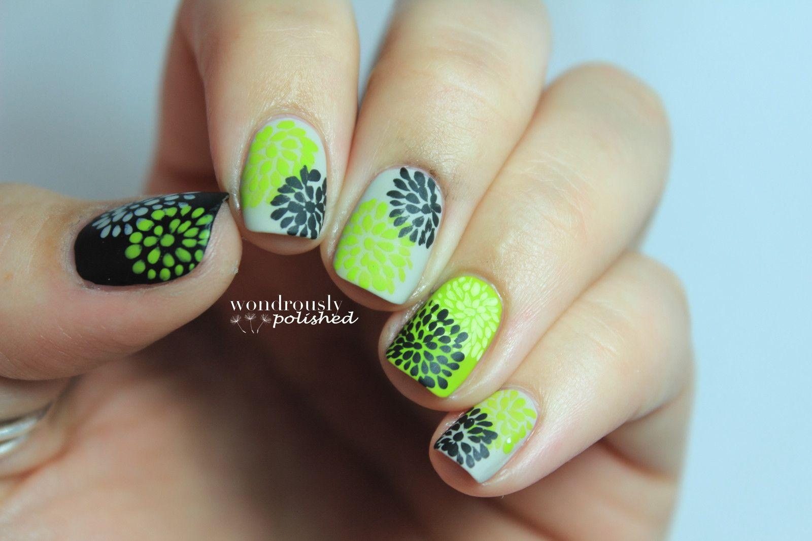 7vWBtmi.jpg (1600×1067) | nails | Pinterest | Flores verdes ...