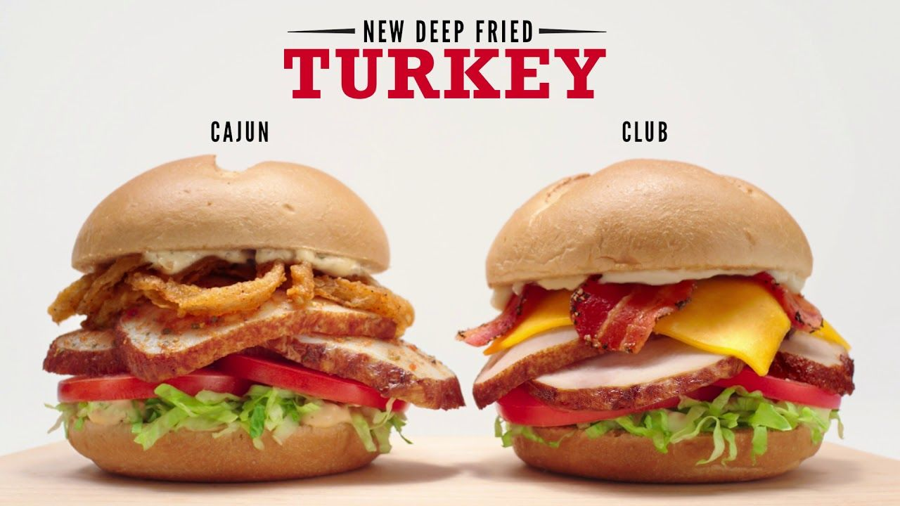 Arby S Nutrition Deep Fried Turkey | Besto Blog