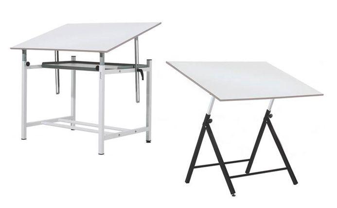 Mesa de dibujo t cnico profesional para arquitectos - Mesas de arquitectura ...