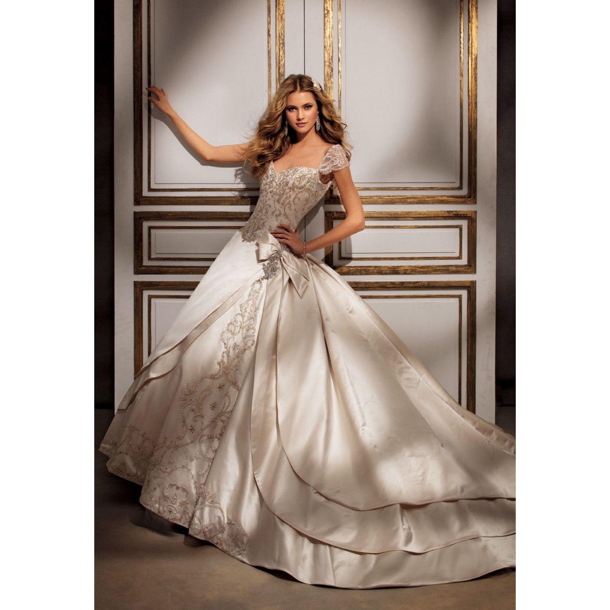 Eve of Milady 4292Eve of Milady Wedding Dress 4292 Eve of