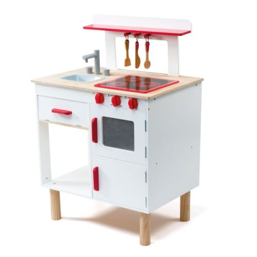Grande cuisini re en bois oxybul jeux et jouets pinterest baby cooking kids furniture and - Jeux de cuisine kitchen scramble ...