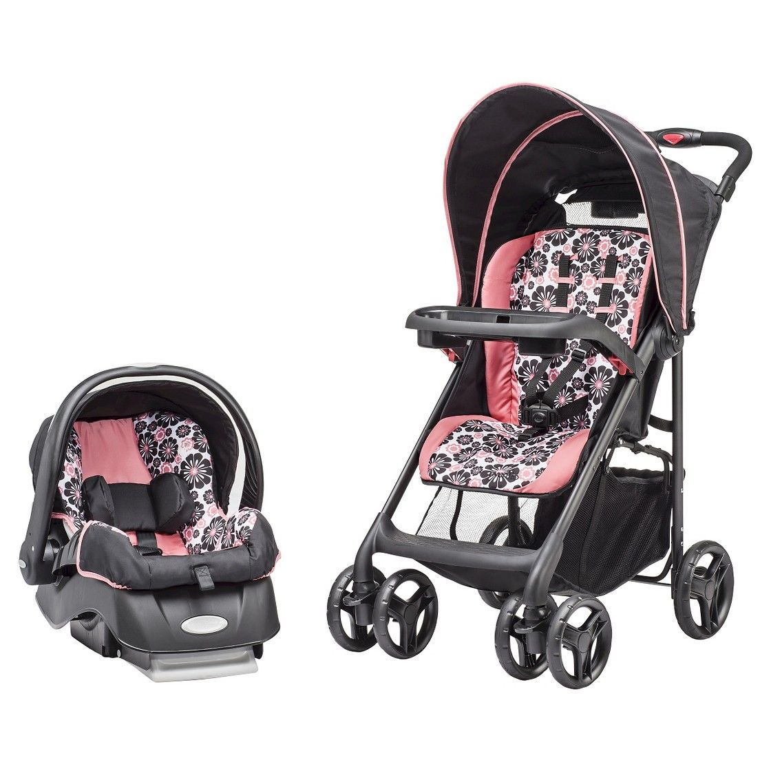 Evenflo JourneyLite Travel System Penelope (With images