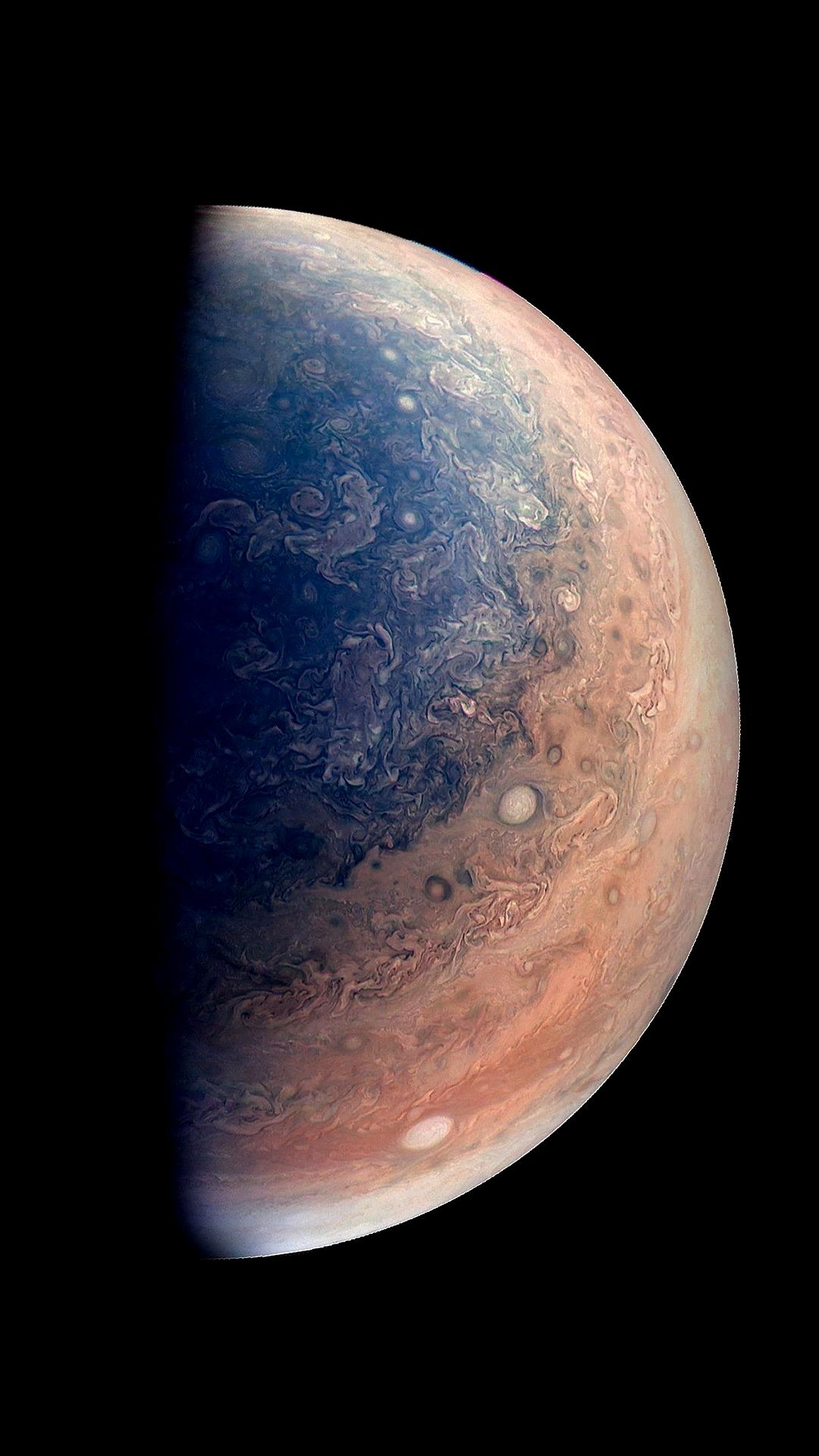 Jupiter Wallpaper 4k Iphone Trick Di 2020 Wallpaper Iphone Alam Semesta Pemandangan