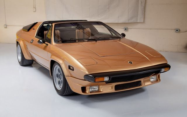 1976 Lamborghini Silhouette por Bertone