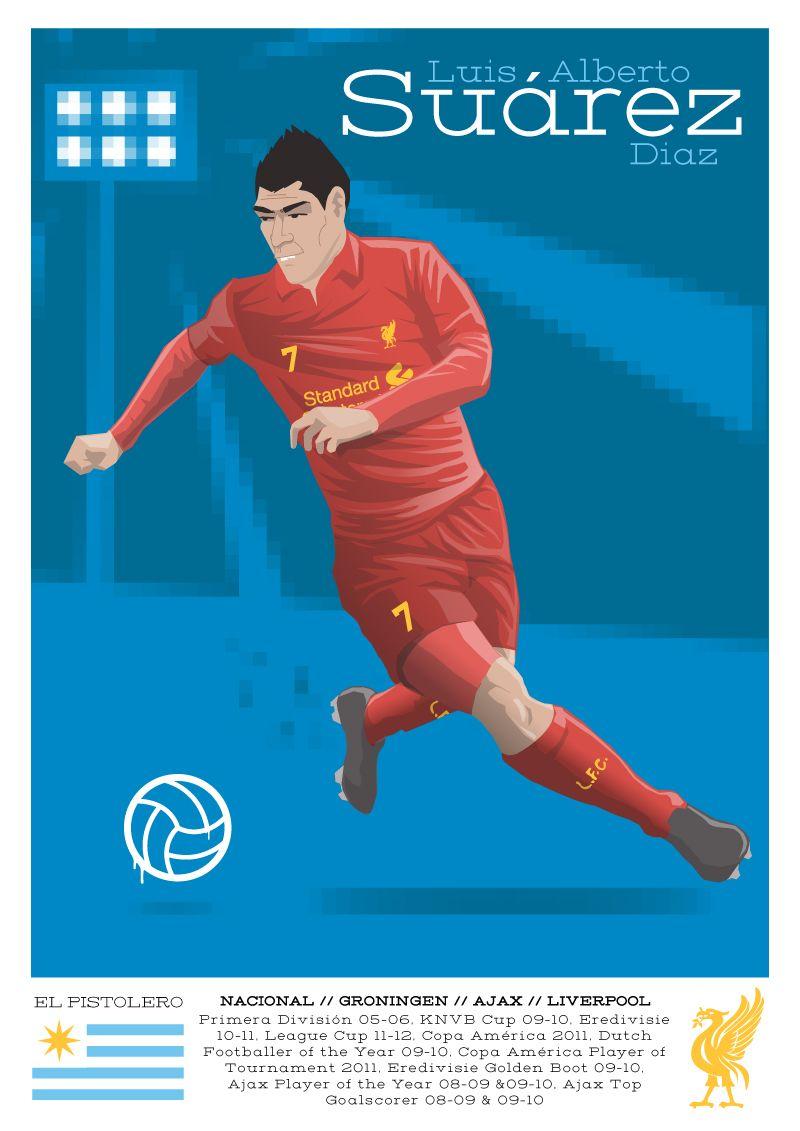 Luis Suarez Por Dan Leydon Liverpool Football Club Luis Suarez Liverpool Football
