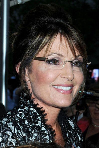 ee07f0b0a36 Sarah Palin Photos Photos  Celebrities at the Time 100 Gala in New York