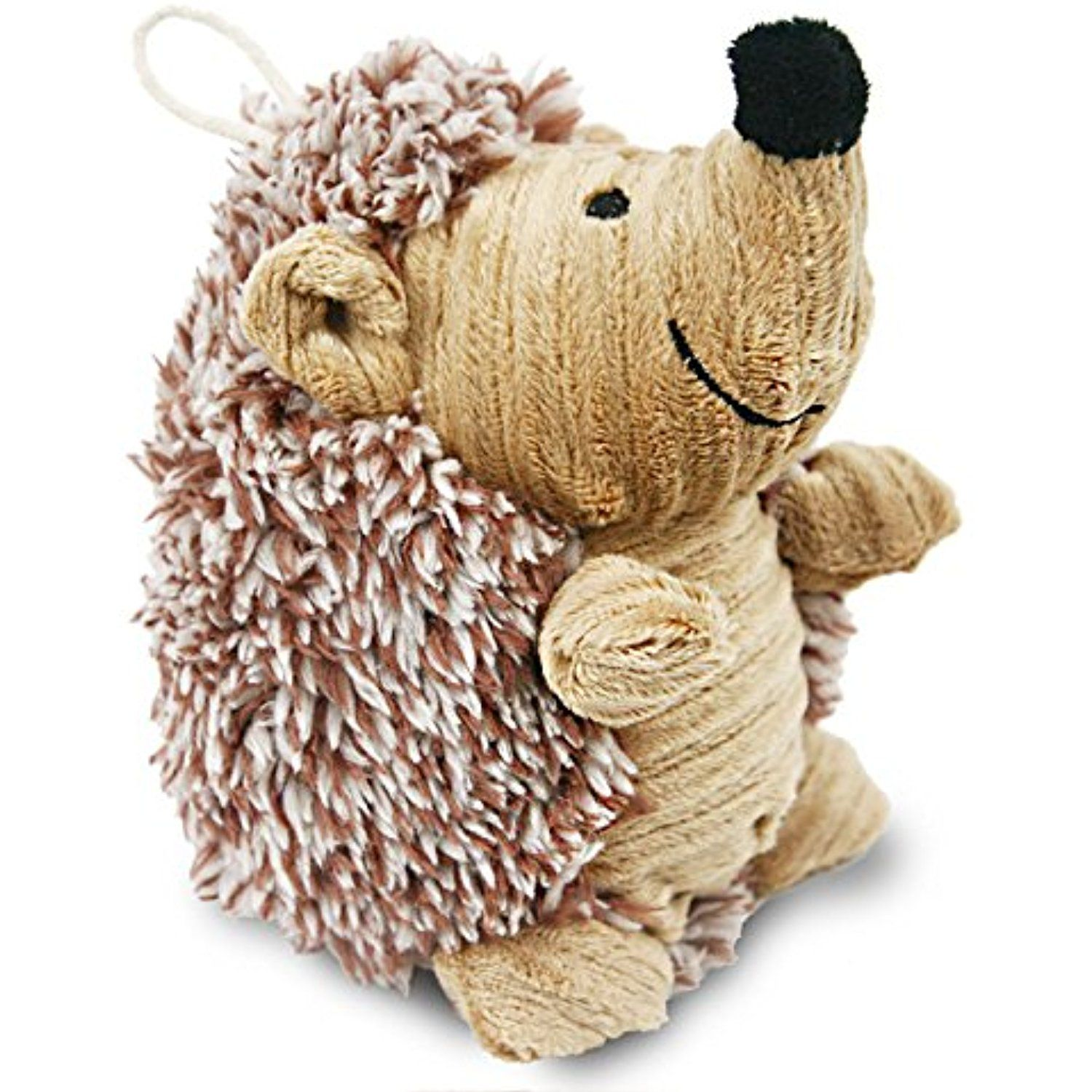 Outward Hound Kyjen 32112 Hedghog Squeaking Plush Dog Toy Holiday
