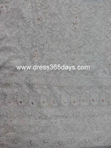Buy Pure georgette mukaish work suit online
