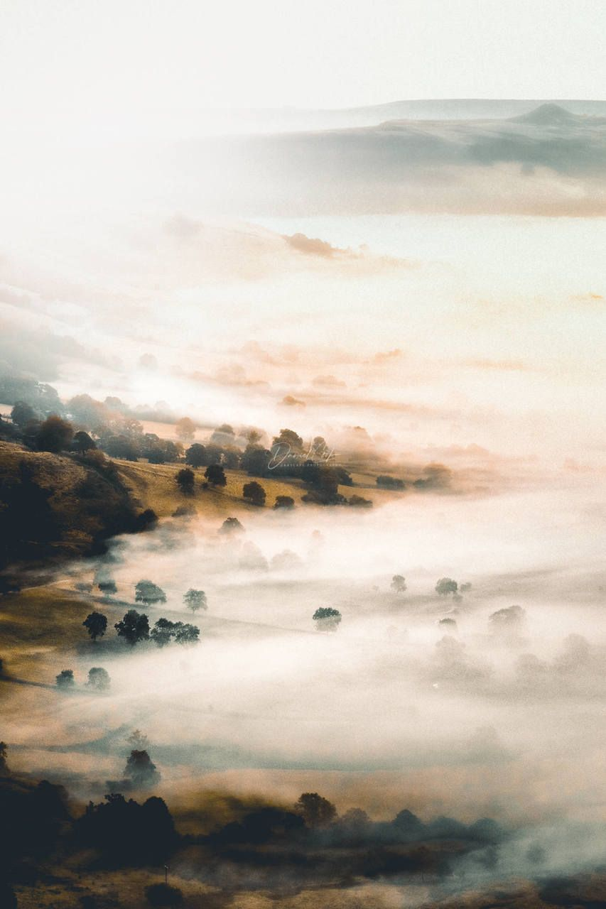 Valley Mist Open Edition Print High Quality Landscape And Nature Photography Prints For Your Walls Suppli Landscape Photography Landscape Nature Photography