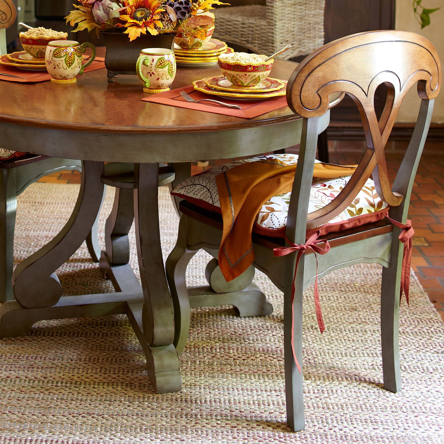 Marchella Dining Chair   Sage From Pier One 2014