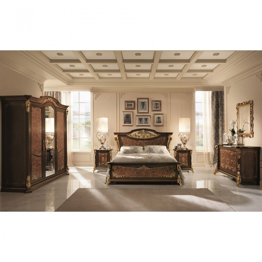 Sinfonia 6-Piece Bedroom Set in 2018 Bedroom Pinterest Bedroom - Italian Bedroom Sets