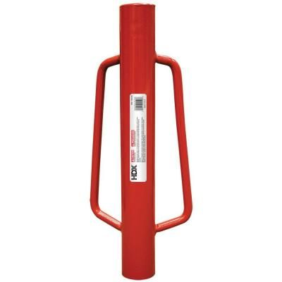 Hdx Fence Post Driver 901147hd At The Home Depot Fence Post Green Fence Fence Planning
