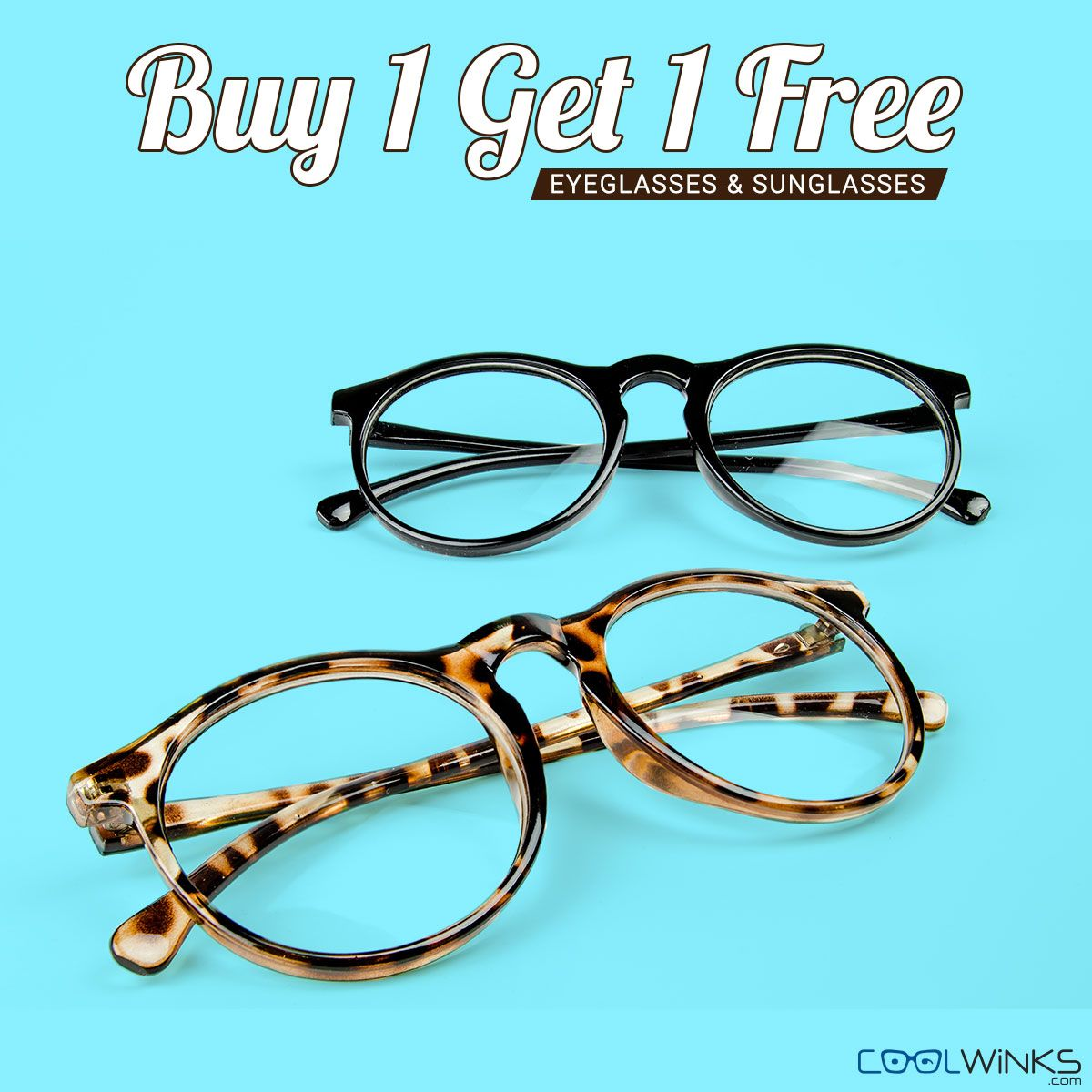 658c41d774 Shop any pair of Eyeglasses  Coolwinks   get another for free. Grab them  before they are gone. Buy Now.