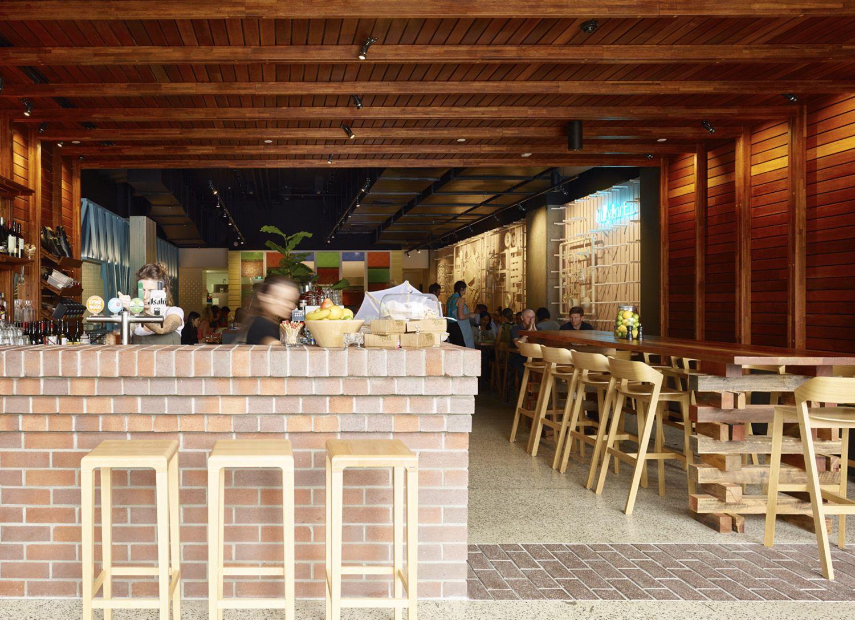 Celebrity chef ben odonoghues new restaurant billykart west end designed by marcco