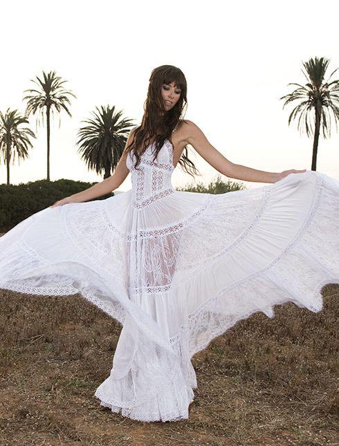 Charo Ruiz Summer wedding dress