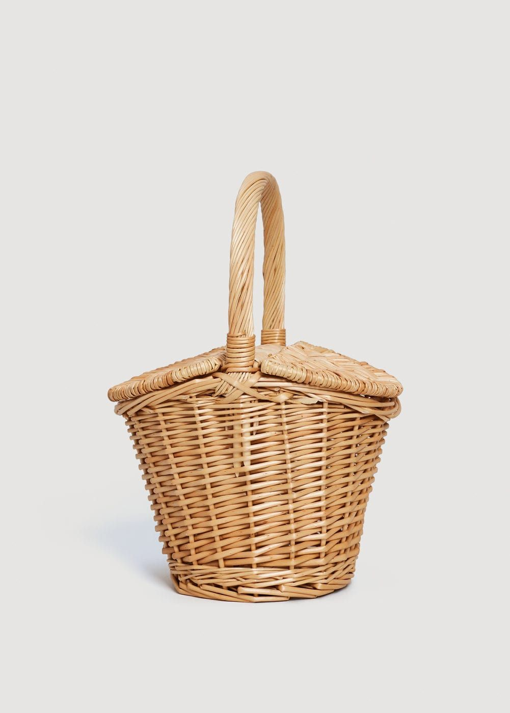 Bamboo Basket Bag Women In 2018 Fw17 Pinterest Basket Bag