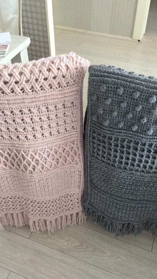 Droomdeken Haken Ganchillo Croché En Ganchillo Crochet