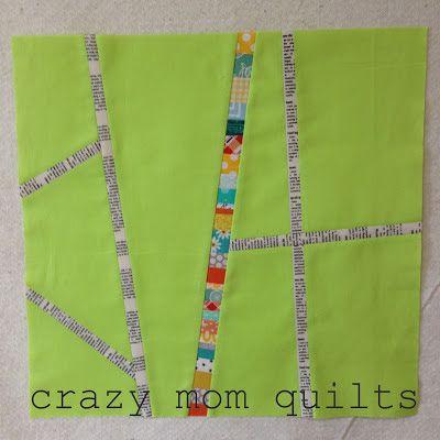 crazy mom quilts: camp stitch a lot