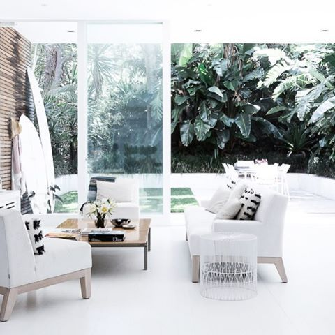 Maree Homer Mareehomer Photography All White Interio Instagram Photo Websta Webstagram Hawaiian Homes Home All White