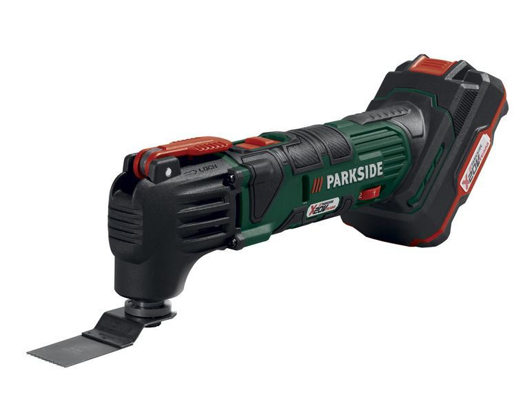 Parkside Unealta Multifunctionala Cu 1 Acumulator Pamfw 20 Li A1 Tools Drill Power Drill