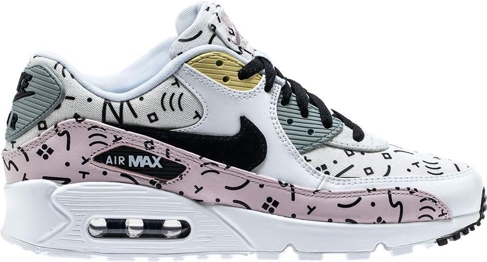 detailed look eabe0 91427 Nike Air Max 90 Premium Barely Rose Black-White (700155 603)   Clothing,  Shoes   Accessories, Men s Shoes, Athletic Shoes   eBay!